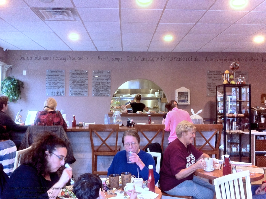 Amber Road Cafe. ©Mardi Welch Dickinson/KymryGroup™ All Rights Reserved. http://www.kymrygroup.com