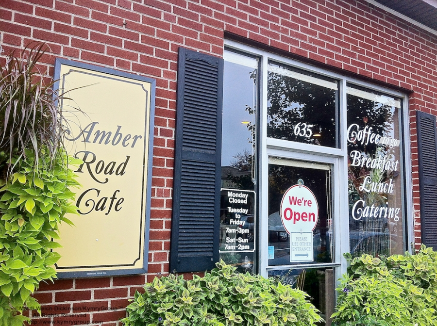 Amber Road Cafe. ©Mardi Welch Dickinson/KymryGroup™ All Rights Reserved. http://www.kymrygroup.com.