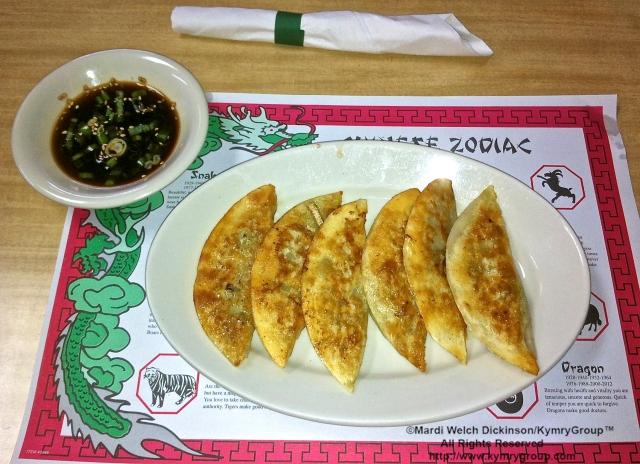 Homemade Dumplings, Seoul Garden Chinese Restaurant, Oak Harbor, OH. ©Mardi Welch Dickinson/ KymryGroup™ All Rights Reserved.