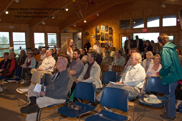 Friends of Sherwood Island 15th Annual Meeting held at Sherwood Islands S.P. Nature Center on June 6, 2013. ©Mardi Welch Dickinson / KymryGroup™ All Rights Reserved.
