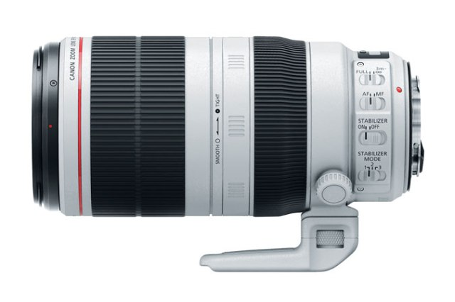 NEW Canon EF 100-400mm f/4.5-5.6L IS II USM. Canon USA Announces November 10, 2014.