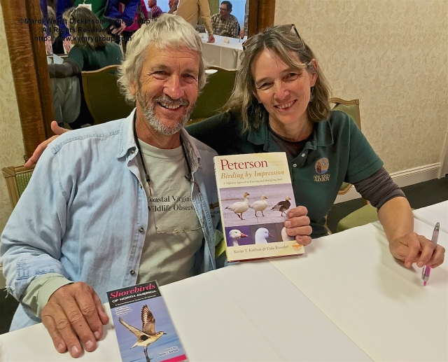 L. to R. Co-Authors Kevin Karlson & Dale Rosselet at Cape May Fall Festival 2015 Book Signing Event, Grand Hotel, Cape May NJ. ©Mardi Welch Dickinson/KymryGroup All Rights Reserved.